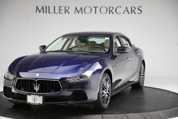Used 2017 Maserati Ghibli S Q4 for sale Call for price at Rolls-Royce Motor Cars Greenwich in Greenwich CT 06830 1