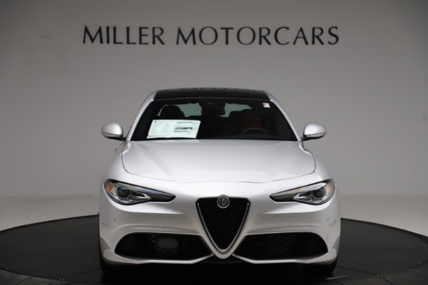 New 2020 Alfa Romeo Giulia Sport Q4 for sale Sold at Rolls-Royce Motor Cars Greenwich in Greenwich CT 06830 12