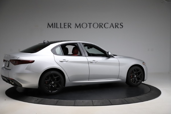 New 2020 Alfa Romeo Giulia Sport Q4 for sale Sold at Rolls-Royce Motor Cars Greenwich in Greenwich CT 06830 8