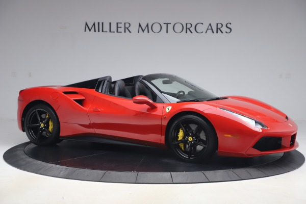 Used 2018 Ferrari 488 Spider for sale $286,900 at Rolls-Royce Motor Cars Greenwich in Greenwich CT 06830 10