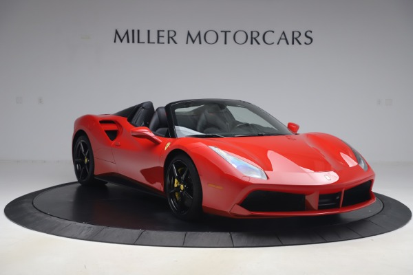 Used 2018 Ferrari 488 Spider for sale $286,900 at Rolls-Royce Motor Cars Greenwich in Greenwich CT 06830 11