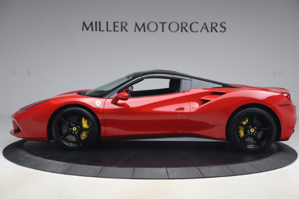 Used 2018 Ferrari 488 Spider for sale $286,900 at Rolls-Royce Motor Cars Greenwich in Greenwich CT 06830 13