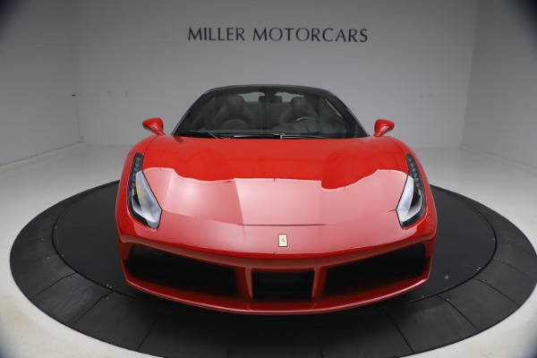 Used 2018 Ferrari 488 Spider for sale $286,900 at Rolls-Royce Motor Cars Greenwich in Greenwich CT 06830 16