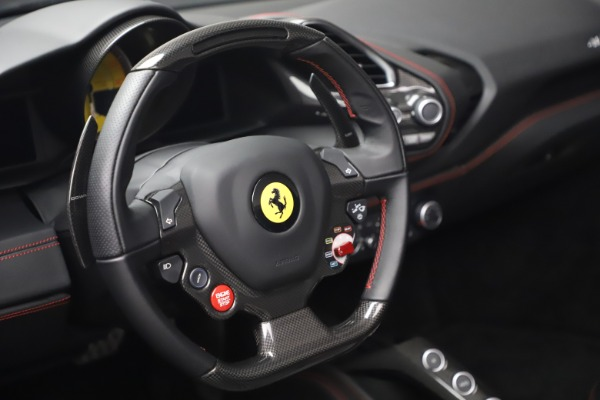 Used 2018 Ferrari 488 Spider for sale $286,900 at Rolls-Royce Motor Cars Greenwich in Greenwich CT 06830 22