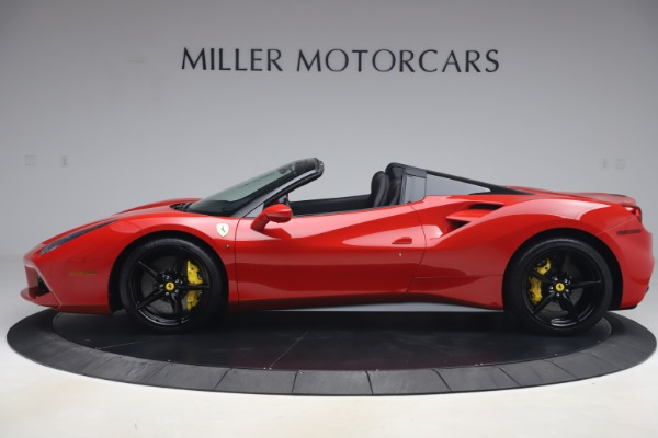 Used 2018 Ferrari 488 Spider for sale $286,900 at Rolls-Royce Motor Cars Greenwich in Greenwich CT 06830 3