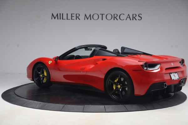 Used 2018 Ferrari 488 Spider for sale $286,900 at Rolls-Royce Motor Cars Greenwich in Greenwich CT 06830 4