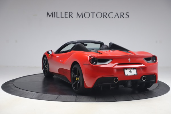 Used 2018 Ferrari 488 Spider for sale $286,900 at Rolls-Royce Motor Cars Greenwich in Greenwich CT 06830 5