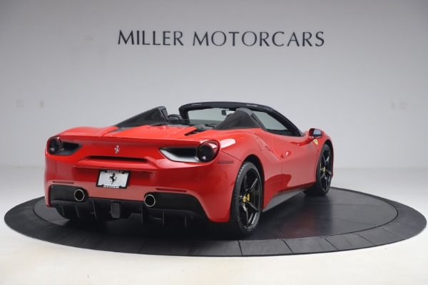 Used 2018 Ferrari 488 Spider for sale $286,900 at Rolls-Royce Motor Cars Greenwich in Greenwich CT 06830 7