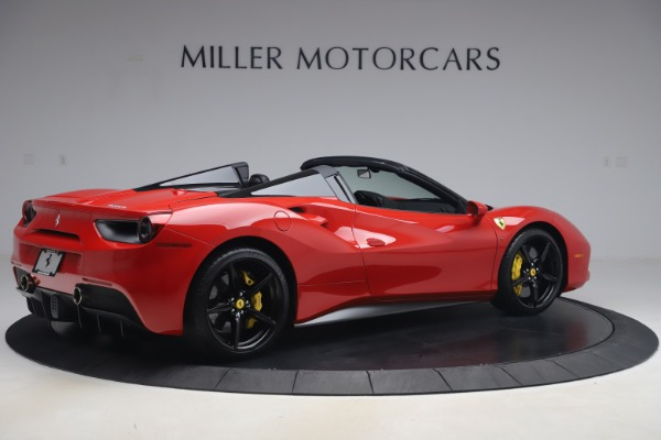 Used 2018 Ferrari 488 Spider for sale $286,900 at Rolls-Royce Motor Cars Greenwich in Greenwich CT 06830 8