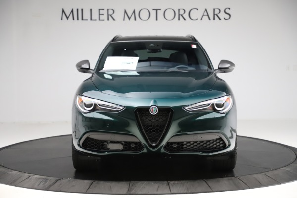 New 2020 Alfa Romeo Stelvio Ti Sport Carbon Q4 for sale Sold at Rolls-Royce Motor Cars Greenwich in Greenwich CT 06830 12