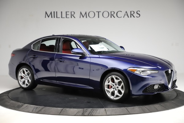 New 2020 Alfa Romeo Giulia Ti Q4 for sale $47,795 at Rolls-Royce Motor Cars Greenwich in Greenwich CT 06830 10