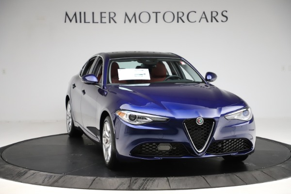New 2020 Alfa Romeo Giulia Ti Q4 for sale $47,795 at Rolls-Royce Motor Cars Greenwich in Greenwich CT 06830 11