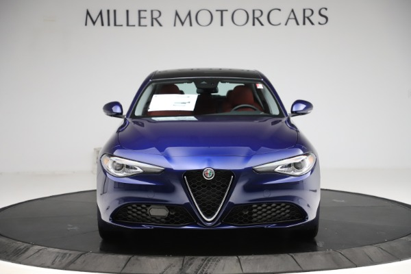 New 2020 Alfa Romeo Giulia Ti Q4 for sale $47,795 at Rolls-Royce Motor Cars Greenwich in Greenwich CT 06830 12