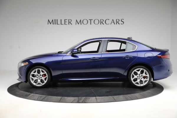 New 2020 Alfa Romeo Giulia Ti Q4 for sale $47,795 at Rolls-Royce Motor Cars Greenwich in Greenwich CT 06830 3