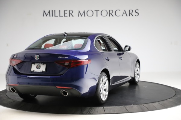 New 2020 Alfa Romeo Giulia Ti Q4 for sale $47,795 at Rolls-Royce Motor Cars Greenwich in Greenwich CT 06830 7