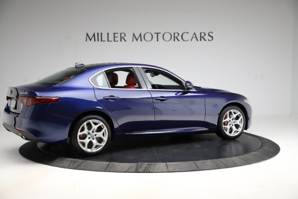 New 2020 Alfa Romeo Giulia Ti Q4 for sale $47,795 at Rolls-Royce Motor Cars Greenwich in Greenwich CT 06830 8