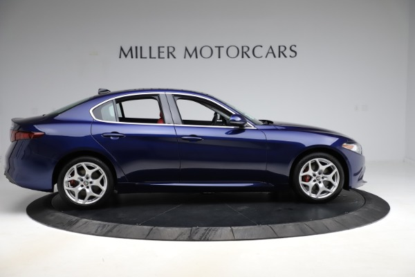 New 2020 Alfa Romeo Giulia Ti Q4 for sale $47,795 at Rolls-Royce Motor Cars Greenwich in Greenwich CT 06830 9