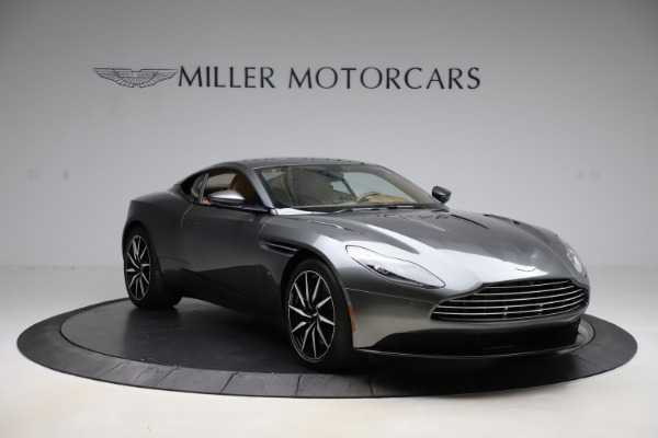 Used 2017 Aston Martin DB11 for sale Sold at Rolls-Royce Motor Cars Greenwich in Greenwich CT 06830 10