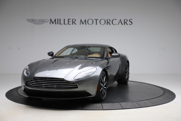 Used 2017 Aston Martin DB11 for sale Sold at Rolls-Royce Motor Cars Greenwich in Greenwich CT 06830 11