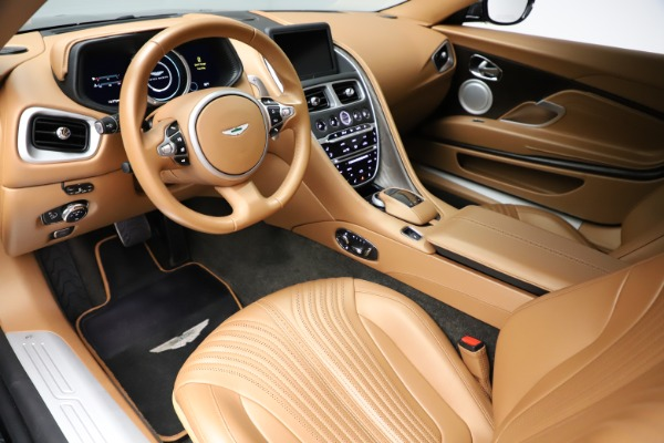 Used 2017 Aston Martin DB11 for sale $155,900 at Rolls-Royce Motor Cars Greenwich in Greenwich CT 06830 13