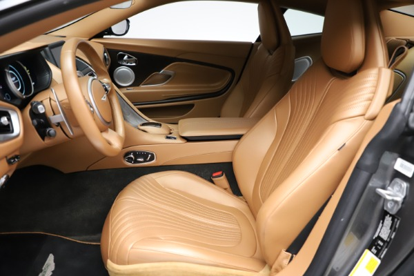 Used 2017 Aston Martin DB11 for sale Sold at Rolls-Royce Motor Cars Greenwich in Greenwich CT 06830 14