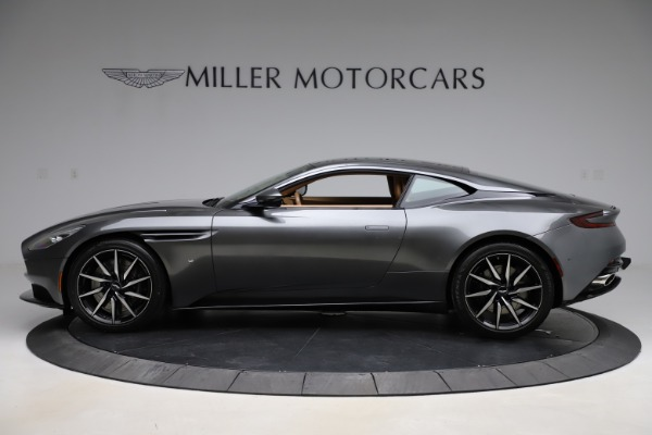 Used 2017 Aston Martin DB11 for sale $155,900 at Rolls-Royce Motor Cars Greenwich in Greenwich CT 06830 2