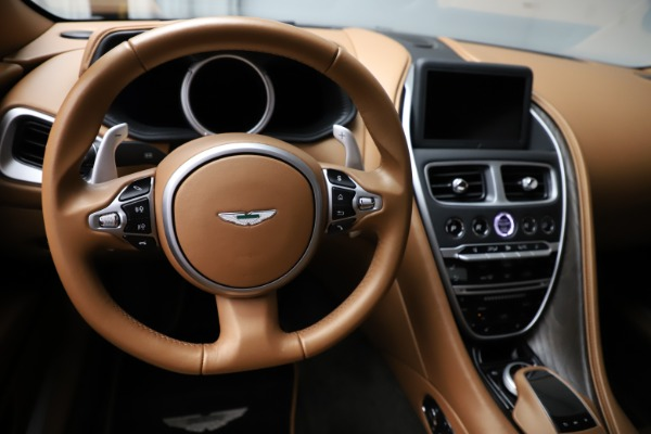 Used 2017 Aston Martin DB11 for sale Sold at Rolls-Royce Motor Cars Greenwich in Greenwich CT 06830 21