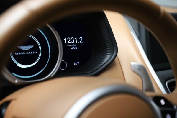 Used 2017 Aston Martin DB11 for sale Sold at Rolls-Royce Motor Cars Greenwich in Greenwich CT 06830 25