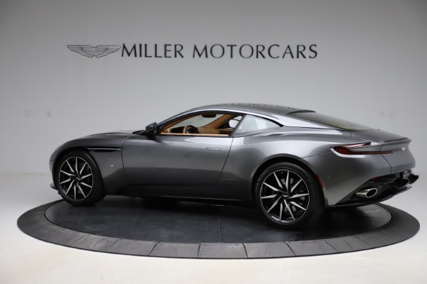 Used 2017 Aston Martin DB11 for sale $155,900 at Rolls-Royce Motor Cars Greenwich in Greenwich CT 06830 3
