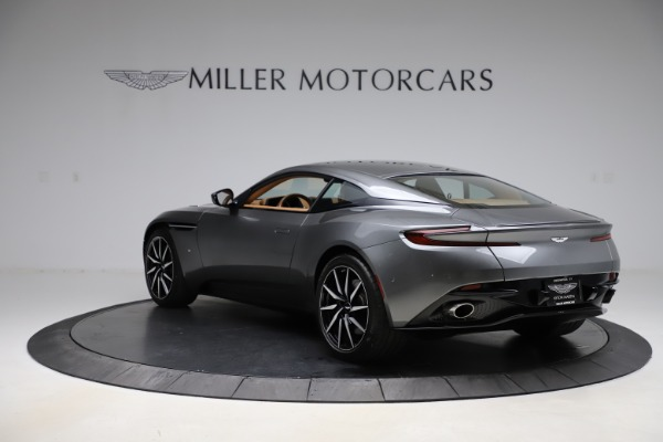 Used 2017 Aston Martin DB11 for sale $155,900 at Rolls-Royce Motor Cars Greenwich in Greenwich CT 06830 4