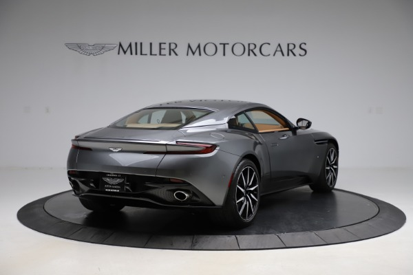 Used 2017 Aston Martin DB11 for sale $155,900 at Rolls-Royce Motor Cars Greenwich in Greenwich CT 06830 6