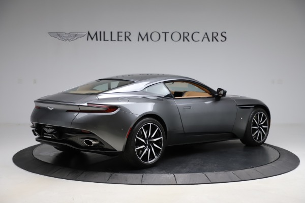 Used 2017 Aston Martin DB11 for sale Sold at Rolls-Royce Motor Cars Greenwich in Greenwich CT 06830 7