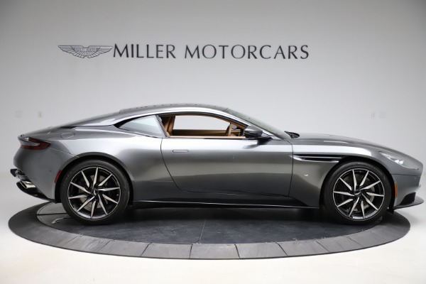 Used 2017 Aston Martin DB11 for sale $155,900 at Rolls-Royce Motor Cars Greenwich in Greenwich CT 06830 8