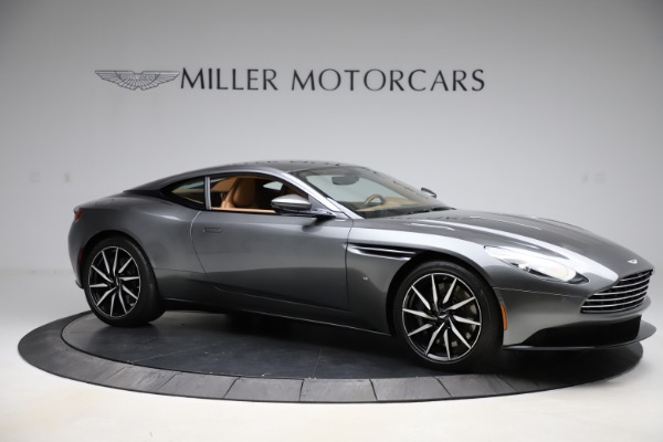 Used 2017 Aston Martin DB11 for sale $155,900 at Rolls-Royce Motor Cars Greenwich in Greenwich CT 06830 9