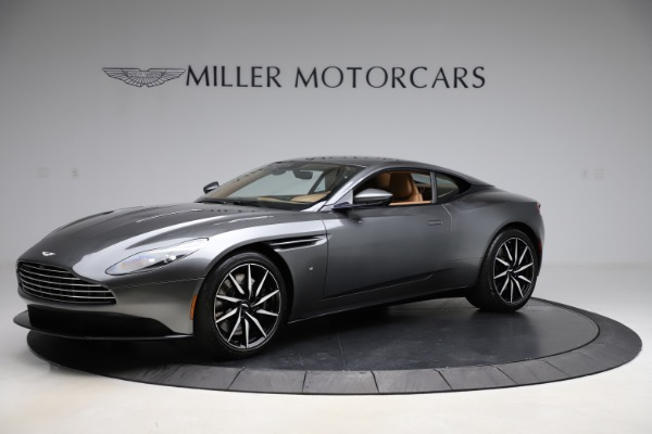 Used 2017 Aston Martin DB11 for sale $155,900 at Rolls-Royce Motor Cars Greenwich in Greenwich CT 06830 1