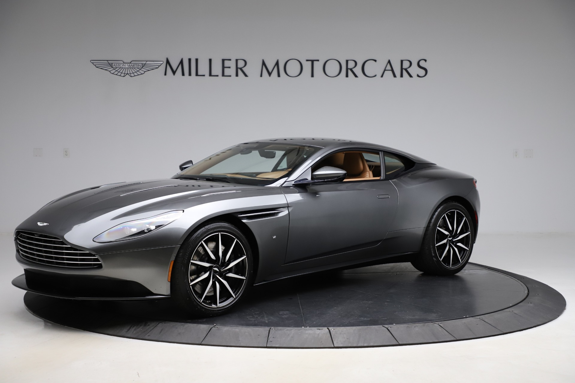 Used 2017 Aston Martin DB11 for sale Sold at Rolls-Royce Motor Cars Greenwich in Greenwich CT 06830 1