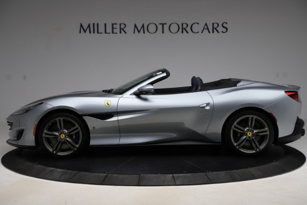 Used 2019 Ferrari Portofino for sale $229,900 at Rolls-Royce Motor Cars Greenwich in Greenwich CT 06830 3