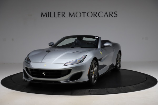 Used 2019 Ferrari Portofino for sale $229,900 at Rolls-Royce Motor Cars Greenwich in Greenwich CT 06830 1