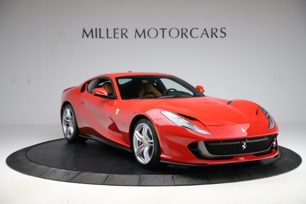 Used 2019 Ferrari 812 Superfast for sale Call for price at Rolls-Royce Motor Cars Greenwich in Greenwich CT 06830 11