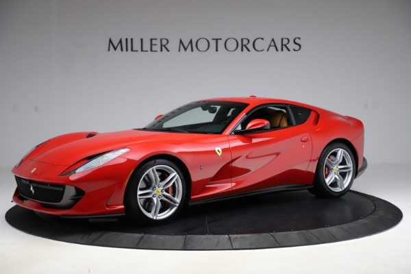 Used 2019 Ferrari 812 Superfast for sale Call for price at Rolls-Royce Motor Cars Greenwich in Greenwich CT 06830 2