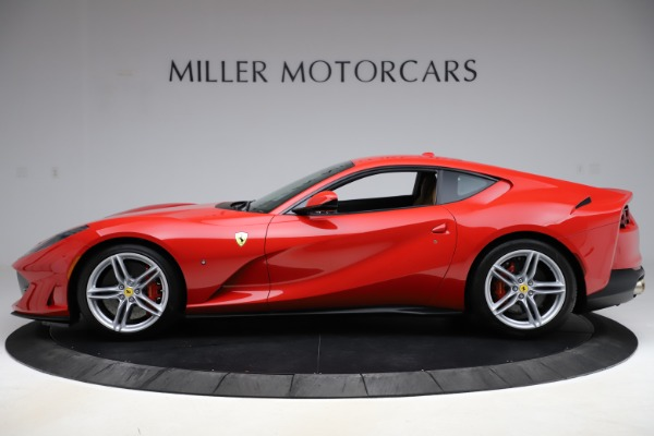 Used 2019 Ferrari 812 Superfast for sale Call for price at Rolls-Royce Motor Cars Greenwich in Greenwich CT 06830 3