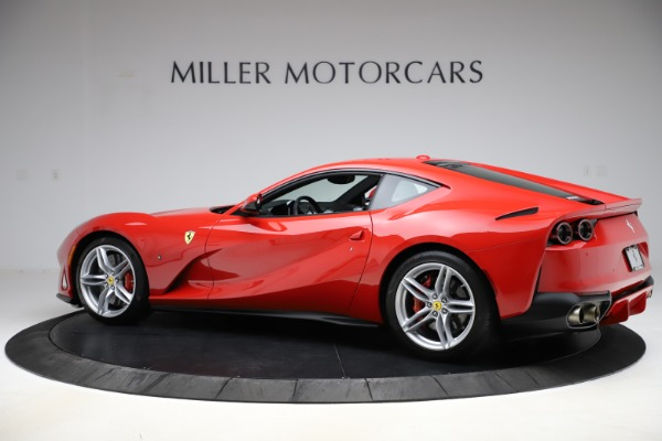 Used 2019 Ferrari 812 Superfast for sale Call for price at Rolls-Royce Motor Cars Greenwich in Greenwich CT 06830 4