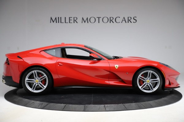 Used 2019 Ferrari 812 Superfast for sale Call for price at Rolls-Royce Motor Cars Greenwich in Greenwich CT 06830 9