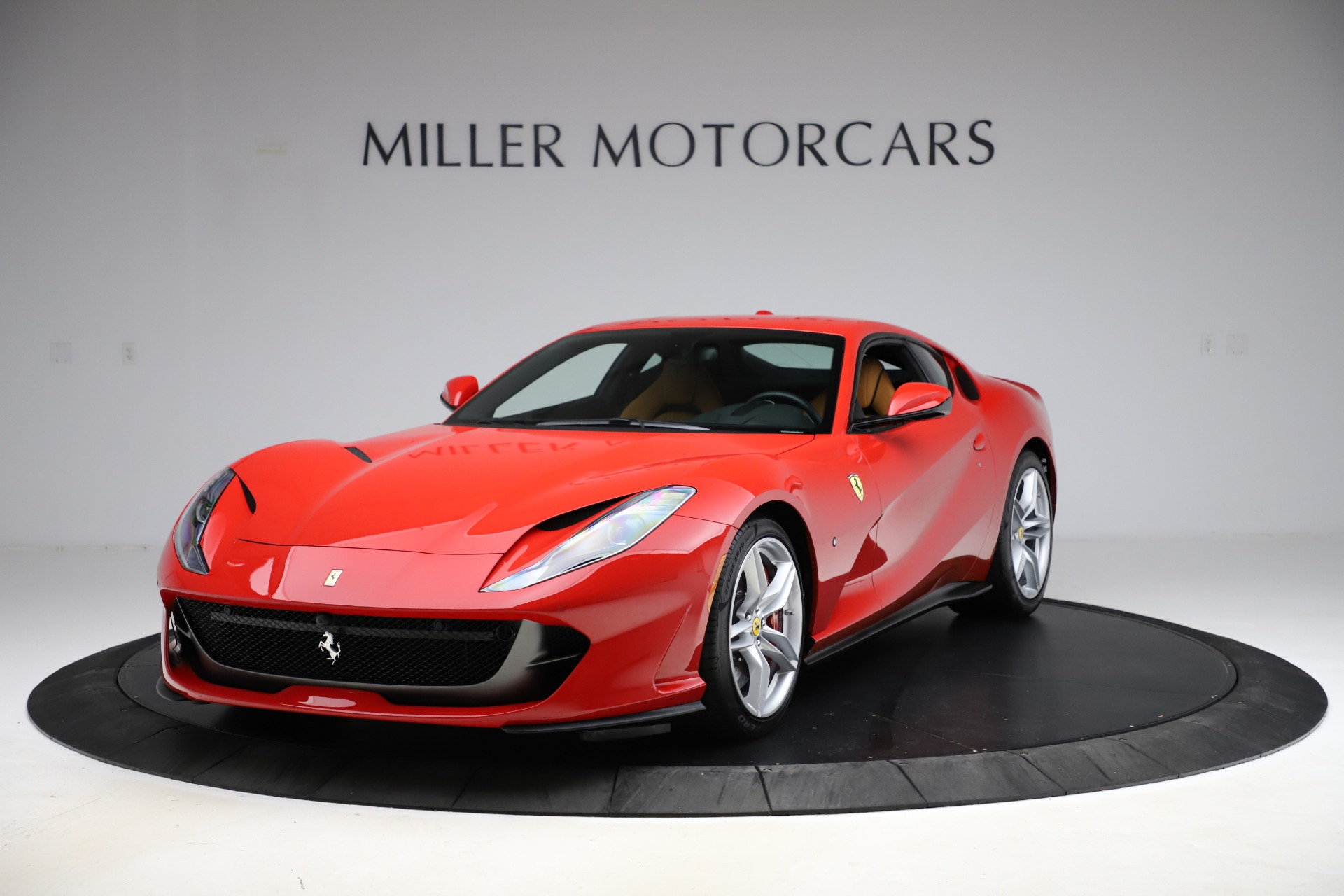 Used 2019 Ferrari 812 Superfast for sale Call for price at Rolls-Royce Motor Cars Greenwich in Greenwich CT 06830 1