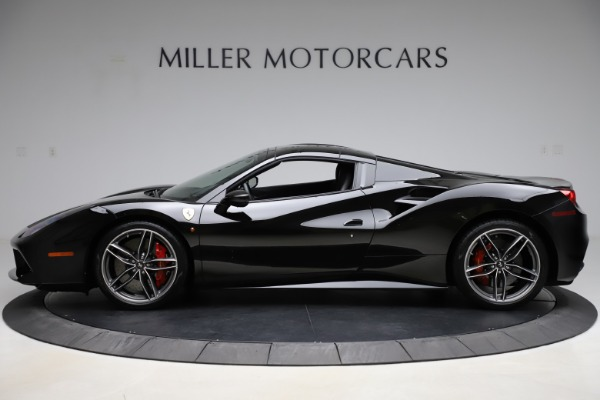 Used 2017 Ferrari 488 Spider for sale $276,900 at Rolls-Royce Motor Cars Greenwich in Greenwich CT 06830 14