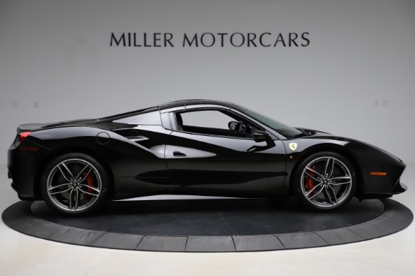 Used 2017 Ferrari 488 Spider for sale $276,900 at Rolls-Royce Motor Cars Greenwich in Greenwich CT 06830 15