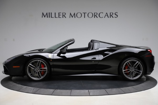 Used 2017 Ferrari 488 Spider for sale $276,900 at Rolls-Royce Motor Cars Greenwich in Greenwich CT 06830 3