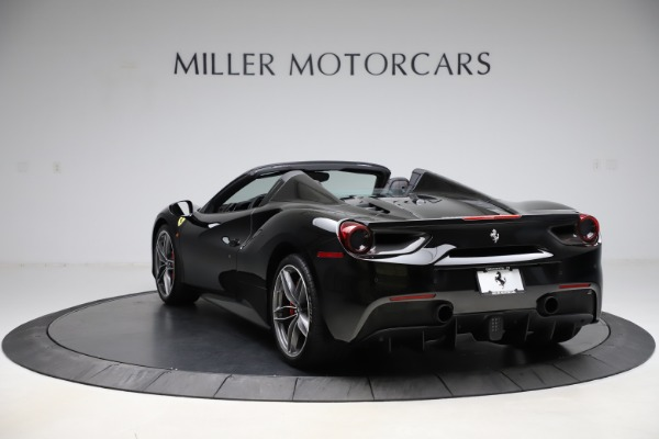 Used 2017 Ferrari 488 Spider for sale $276,900 at Rolls-Royce Motor Cars Greenwich in Greenwich CT 06830 5