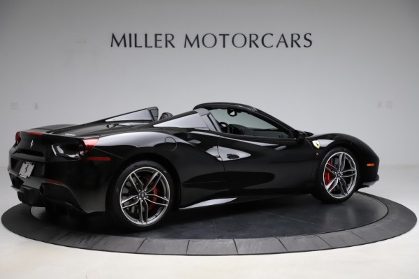 Used 2017 Ferrari 488 Spider for sale $276,900 at Rolls-Royce Motor Cars Greenwich in Greenwich CT 06830 8