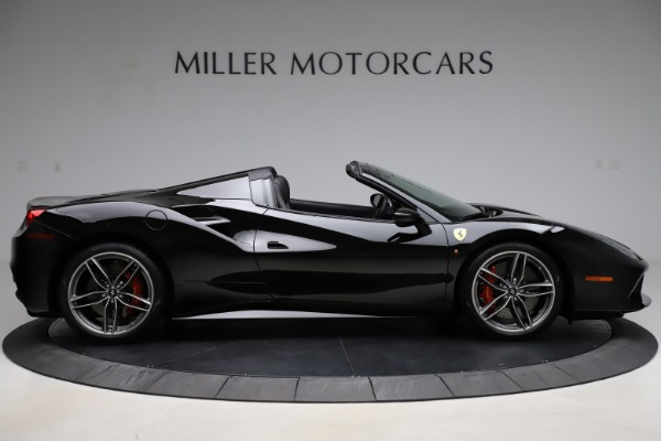 Used 2017 Ferrari 488 Spider for sale $276,900 at Rolls-Royce Motor Cars Greenwich in Greenwich CT 06830 9